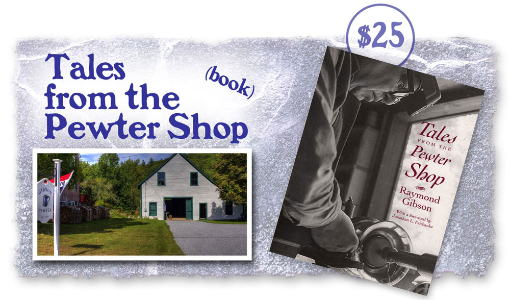 Book - Tales from the Pewter Shop