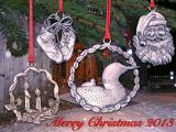 2013 Pewter Ornaments