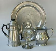 Antique Pewter